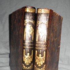 Libros antiguos: HISTORIA DE LA REFORMA PROTESTANTE - AÑO 1827 - W.COBBETT - PLENA PIEL.. Lote 49300307