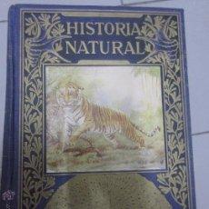 Libros antiguos: HISTORIA NATURAL. Lote 49350047