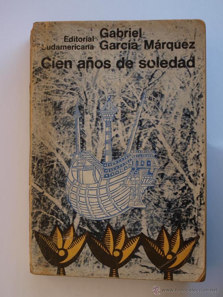 Libros antiguos: Gabriel García Márquez. Cien Años de Soledad. Primera edición. - Foto 2 - 49359861