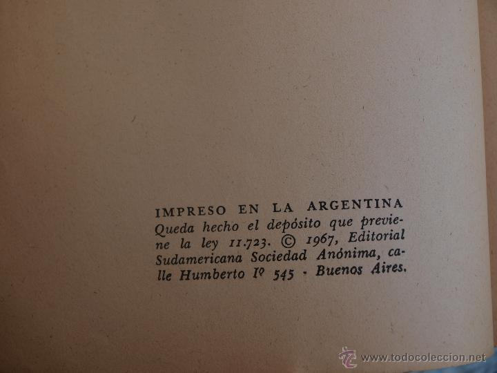 Libros antiguos: Gabriel García Márquez. Cien Años de Soledad. Primera edición. - Foto 5 - 49359861