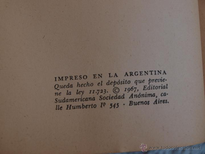 Libros antiguos: Gabriel García Márquez. Cien Años de Soledad. Primera edición. - Foto 6 - 49359861