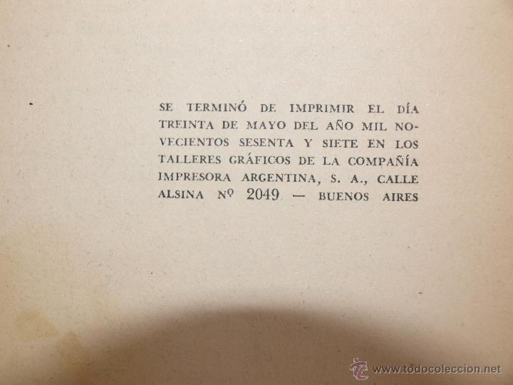 Libros antiguos: Gabriel García Márquez. Cien Años de Soledad. Primera edición. - Foto 7 - 49359861