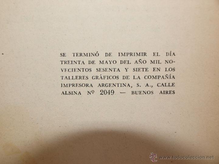 Libros antiguos: Gabriel García Márquez. Cien Años de Soledad. Primera edición. - Foto 8 - 49359861