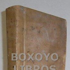 Libros antiguos: REQUEJO, VALERIANO. THESAURUS HISPANO-LATINUS. UTRIUSQUE LINGUAE VERBIS, ET PHRASIBUS ABUNDANS. Lote 49234101