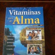 Libros antiguos: VITAMINAS PARA EL ALMA. Lote 49398946