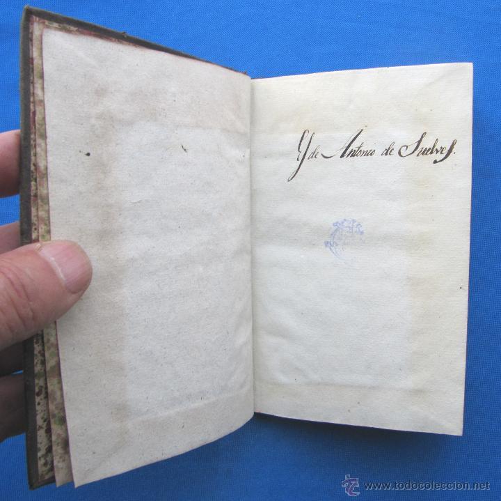 Libros antiguos: REGLAMENTO PARA EL REAL SEMINARIO DE NOBLES DE LA CIUDAD DE VALENCIA. POR D. FRANCISCO BRUSOLA, 1829 - Foto 3 - 49416642