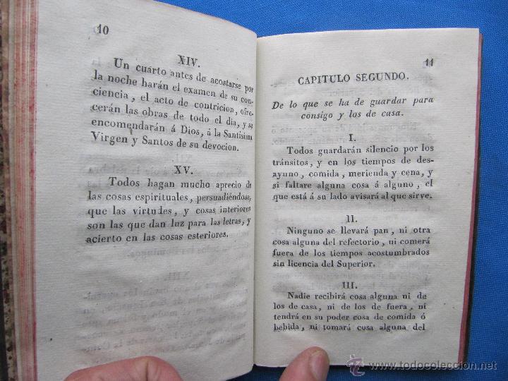 Libros antiguos: REGLAMENTO PARA EL REAL SEMINARIO DE NOBLES DE LA CIUDAD DE VALENCIA. POR D. FRANCISCO BRUSOLA, 1829 - Foto 6 - 49416642