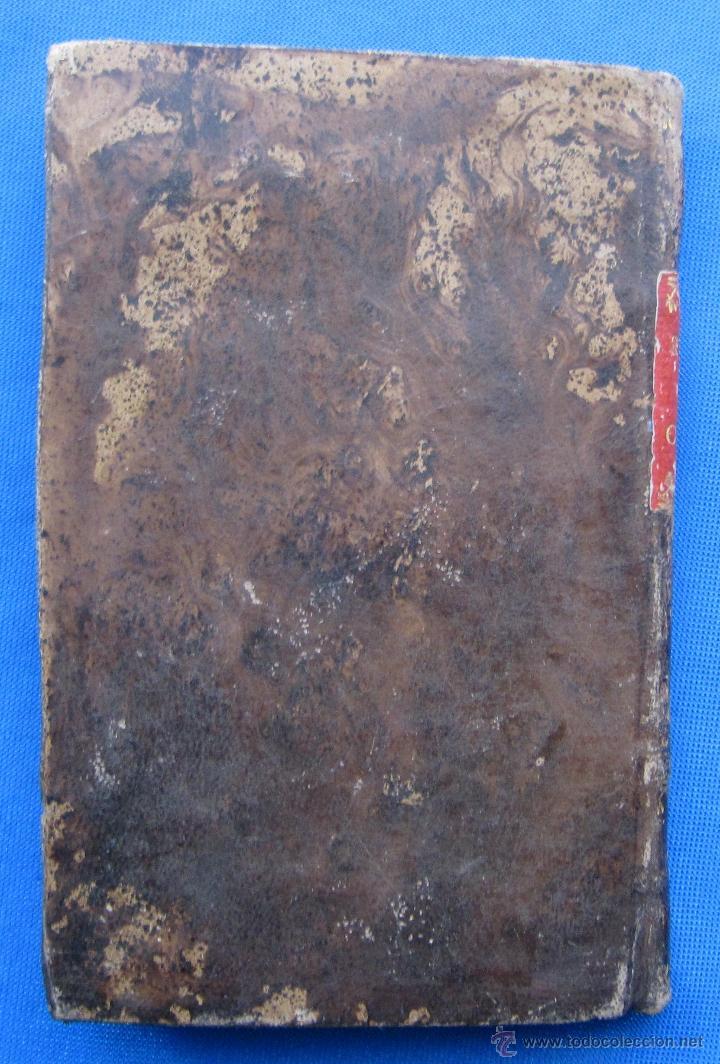 Libros antiguos: REGLAMENTO PARA EL REAL SEMINARIO DE NOBLES DE LA CIUDAD DE VALENCIA. POR D. FRANCISCO BRUSOLA, 1829 - Foto 9 - 49416642