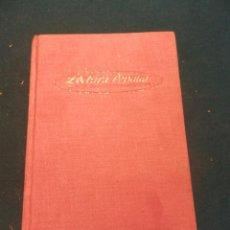 Libros antiguos: LECTURA POPULAR (BIBLIOTECA D'AUTORS CATALANS) VOLUM VI - LIBRO EN CATALÀ DE V/A. Lote 49424187