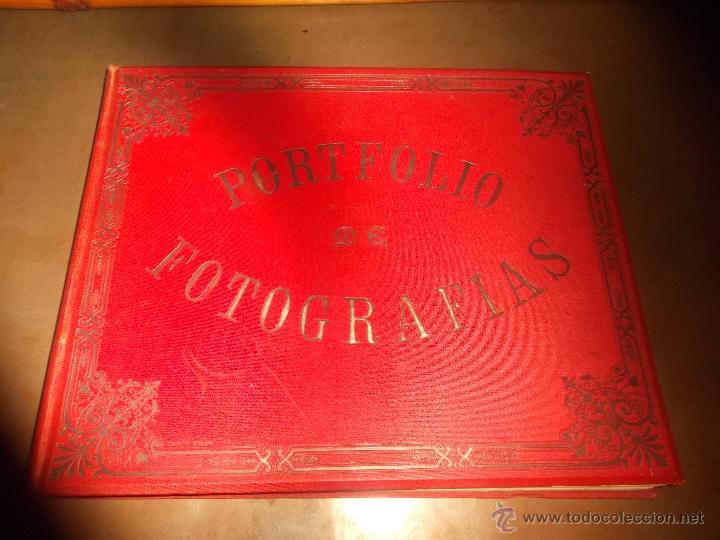 CURIOSO LIBRO DE FOTOGRABADOS ORIGINALES DE PRINCIPIOS DEL SIGLO XX EXPO (Libros Antiguos, Raros y Curiosos - Historia - Otros)