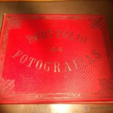 Libros antiguos: CURIOSO LIBRO DE FOTOGRABADOS ORIGINALES DE PRINCIPIOS DEL SIGLO XX EXPO. Lote 49431358