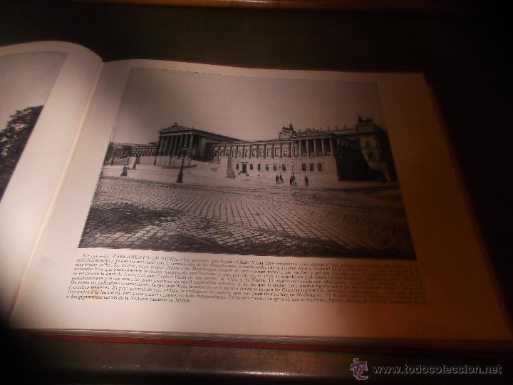 Libros antiguos: CURIOSO LIBRO DE FOTOGRABADOS ORIGINALES DE PRINCIPIOS DEL SIGLO XX EXPO - Foto 4 - 49431358