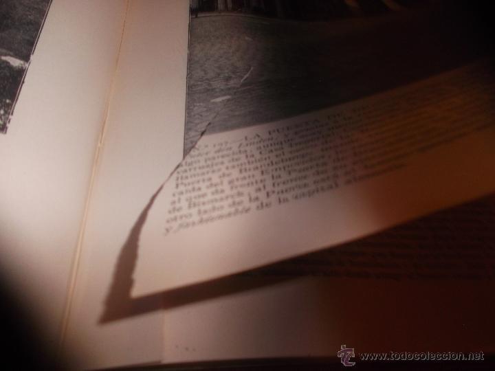 Libros antiguos: CURIOSO LIBRO DE FOTOGRABADOS ORIGINALES DE PRINCIPIOS DEL SIGLO XX EXPO - Foto 5 - 49431358