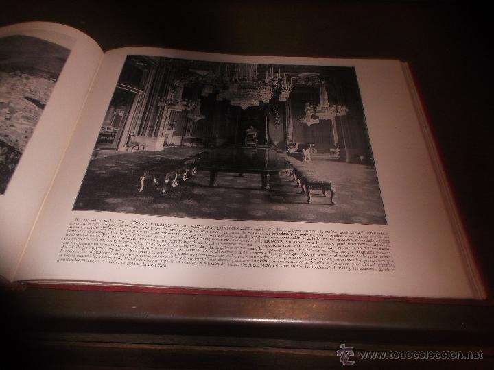 Libros antiguos: CURIOSO LIBRO DE FOTOGRABADOS ORIGINALES DE PRINCIPIOS DEL SIGLO XX EXPO - Foto 6 - 49431358