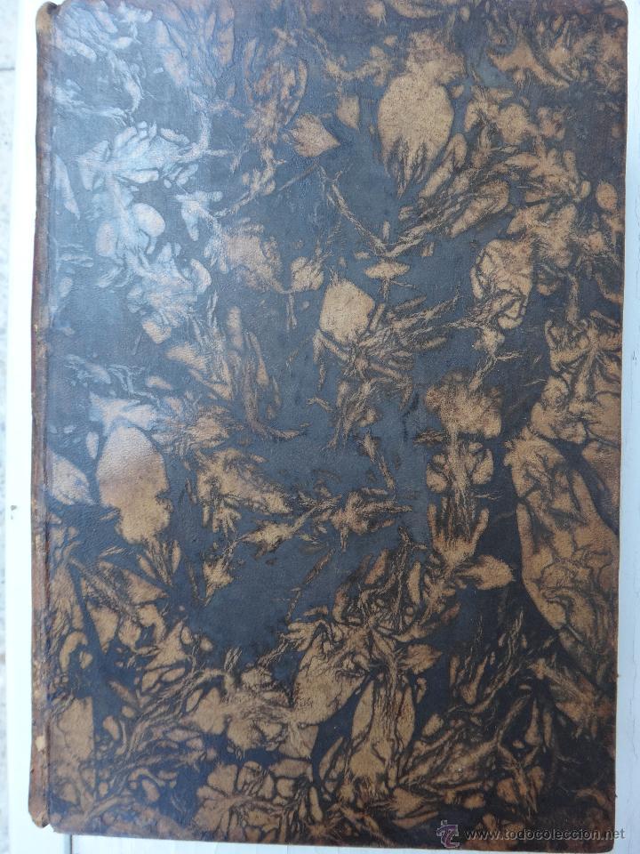 Libros antiguos: LIBRO GUZMAN DE ALFARACHE EL PICARO , 2 LIBROS EN 1, , ORIGINAL - Foto 3 - 49513388