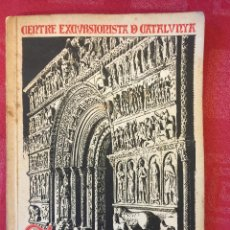 Libros antiguos: SANTA MARIA DE RIPOLL - CENTRE EXCURSIONISTA DE CATALUNYA, 1923 JOAN DANES VERNEDAS, 47 PAG. Lote 49524253