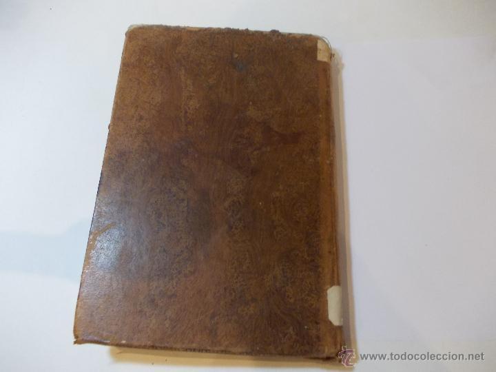 Libros antiguos: ANTIGUO LIBRO DE CURSO DE ESTUDIOS ELEMENTALES DE LA MARINA - Foto 5 - 49528867