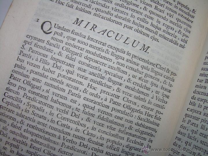 Libros antiguos: IMPORTANTE LIBRO DE PERGAMINO.ESPAÑA SAGRADA...BARCELONA...GOBERNADORES, CONDES, OBISPOS, SANTOS ETC - Foto 43 - 49540933