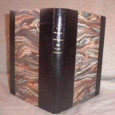 Libros antiguos: EL MONTSERRAT DEL OCHOCIENTOS - AÑO 1944 - DE NADAL - LUJOSA ENCUADERNACION POR MANUEL BUENO.. Lote 49560146