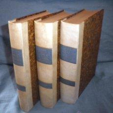 Libros antiguos: ALFONSO V DE ARAGON EN ITALIA - AÑO 1903 - D.J.AMETLLER - MONUMENTAL OBRA HISTORICA.. Lote 49574038