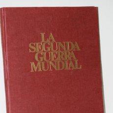 Libros antiguos: LA SEGUNDA GUERRA MUNDIAL- TOMOS 1,2,3, 7,9, 10, 11, 12- 1969. Lote 49613028