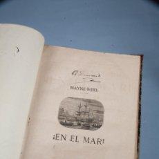 Libros antiguos: MAYNE - REID- BIBLIOTECA ILUSTRADA DE GASPAR Y ROIG. S. XIX VARIOS TITULOS EN UN VOLUMEN. Lote 49673151
