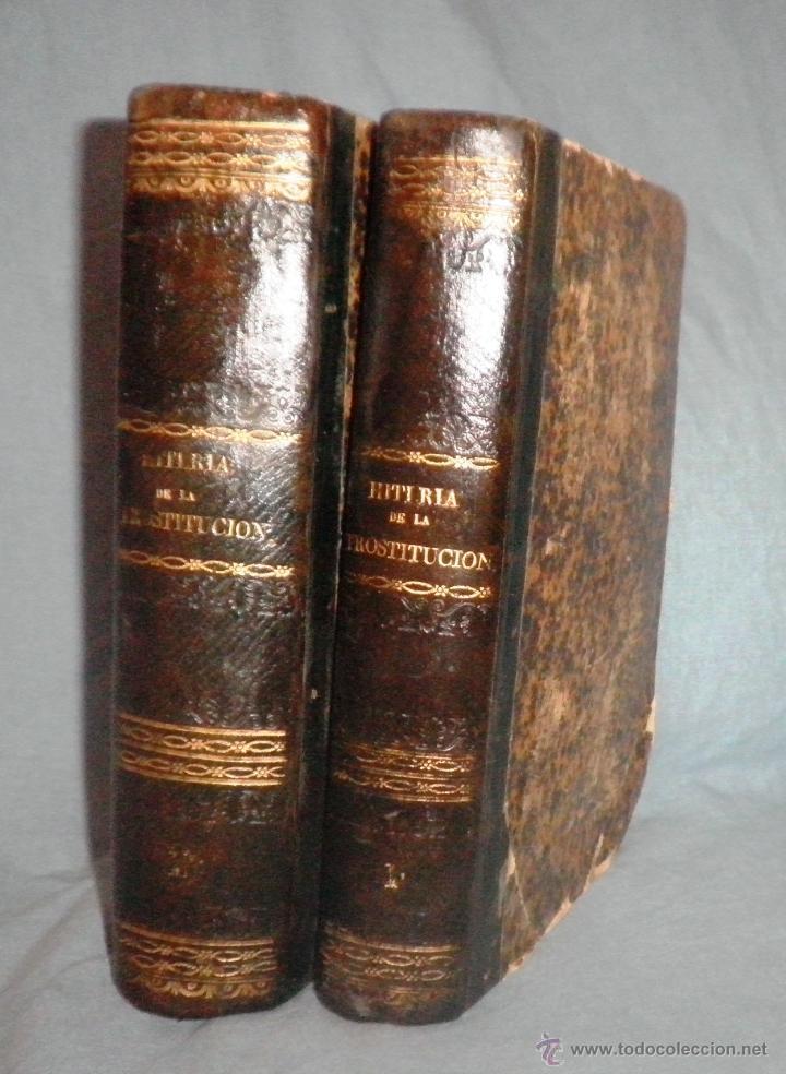 Historia de la prostitucion a o 1877 comprar - Libros antiguos valor ...