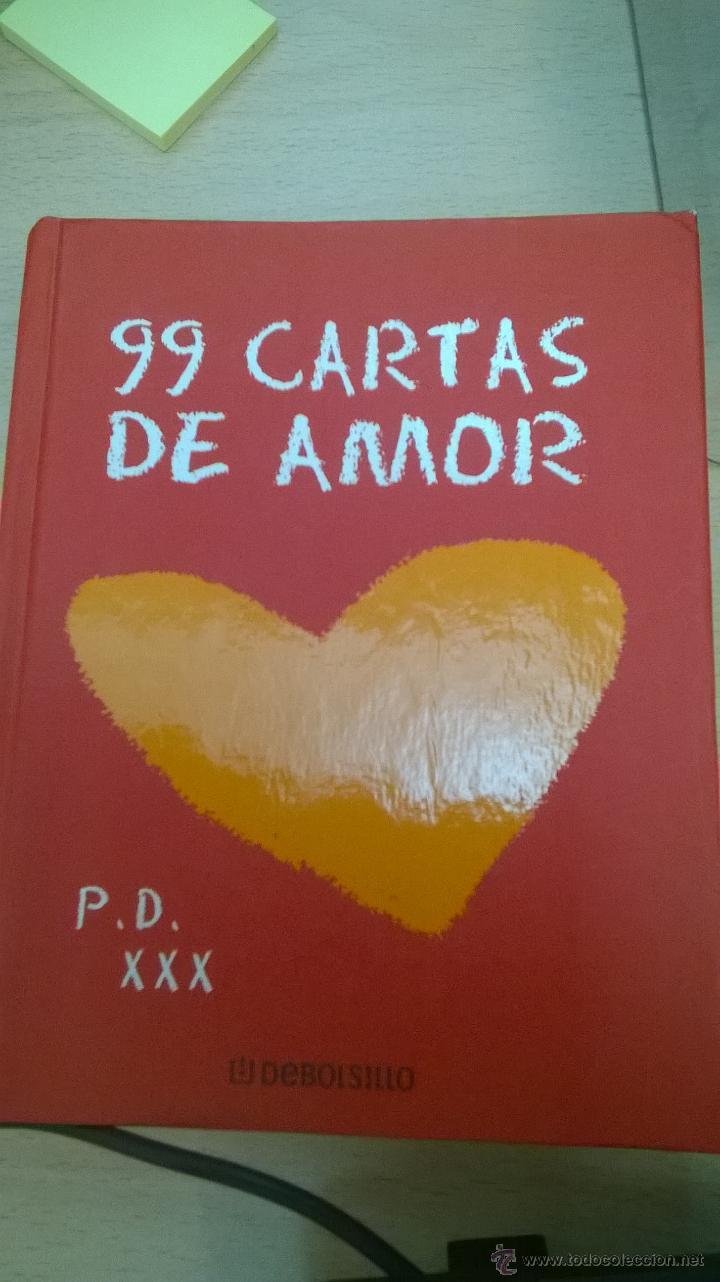 Old Books 99 CARTAS DE AMOR