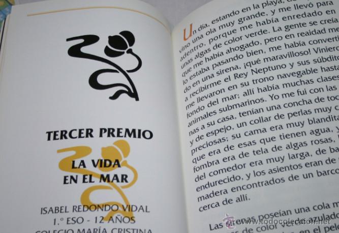 Libros antiguos: SEPTIMO CONCURSO DE CUENTO ILUSTRADO, LATINA 1997, AYUNTAMIENTO DE MADRID - Foto 3 - 49867457