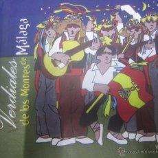 Livres anciens: VERDIALES DE LOS MONTES DE MALAGA CON CD. Lote 49883780