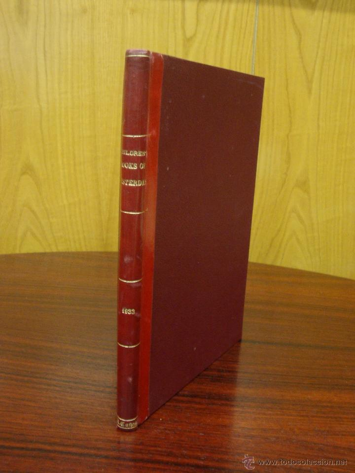 Libros antiguos: CHILDREN´S BOOKS YESTERDAY. 1933. THE STUDIO SPECIAL AUTUMN NUMBER. Encuadernado. - Foto 2 - 32209455