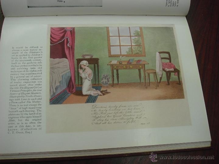Libros antiguos: CHILDREN´S BOOKS YESTERDAY. 1933. THE STUDIO SPECIAL AUTUMN NUMBER. Encuadernado. - Foto 9 - 32209455