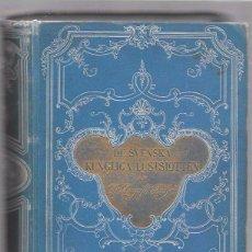 Libros antiguos: DE SVENSKA KUNGLIGA LUSTSLOTTEN AF DR AUGUS HAHR. STOCKHOLM FRÖLÉEN & COMP. 1899. Lote 49922748