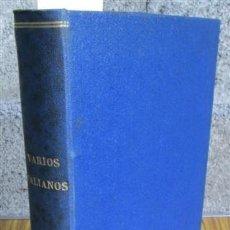 Libros antiguos: VARIOS ITALIANOS TRES SAINT – YVES - NES PAESE DELLA NOSTRA REGINA - LA GUARDIA AL RENO. Lote 50028743