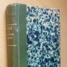 Libros antiguos: LE DOCTEUR PASCAL PAR ÉMILE ZOLA, PARIS 1893,. Lote 50039244