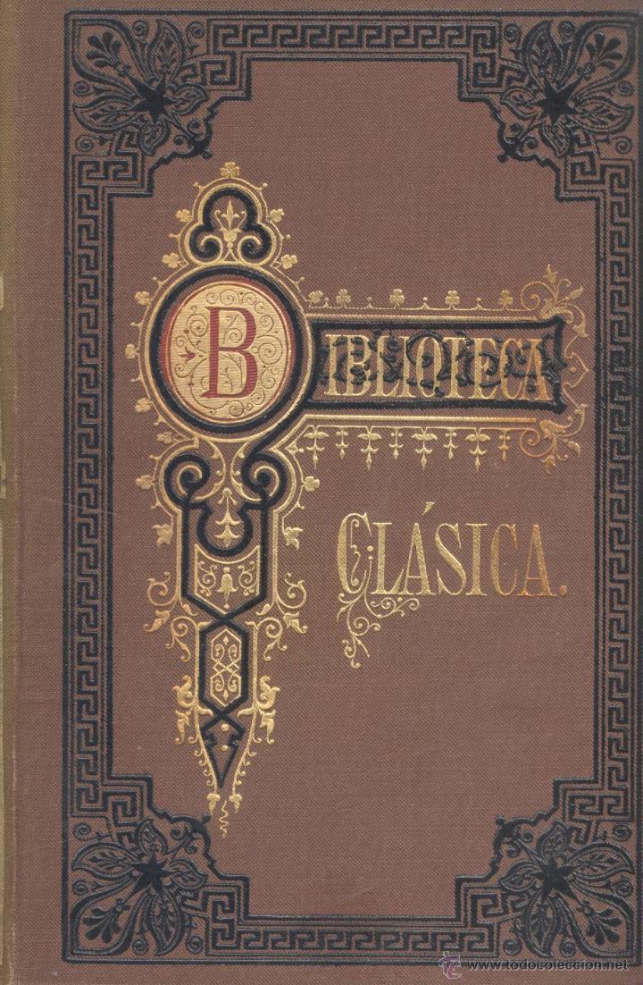 Libros antiguos: Xenofonte. La Cyropedia, o Historia de Cyro el Mayor. Madrid, 1895. FS - Foto 2 - 49983472