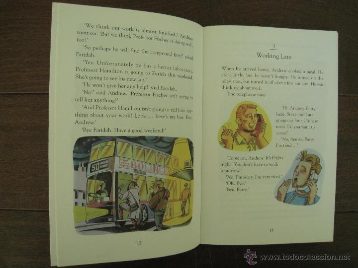 Libros antiguos: THE NIGHT VISITOR - R. MAC ANDREW / C. LAWDAY - INGLES - Foto 5 - 50053660