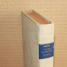 Libros antiguos: L'AUCA DEL SENYOR ESTEVE. RUSIÑOL, SANTIAGO. TERCERA EDICIÓ.. Lote 50093737