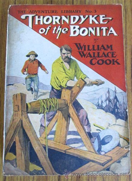 Libros antiguos: 6 libros colección -- The adventure library SERVICE COURAGEOUS por Don Cameron Shafer nº 172 – 1912 - Foto 4 - 50096109