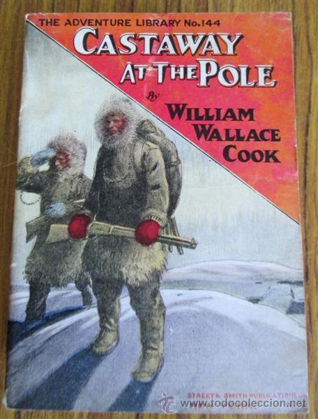 Libros antiguos: 6 libros colección -- The adventure library SERVICE COURAGEOUS por Don Cameron Shafer nº 172 – 1912 - Foto 5 - 50096109