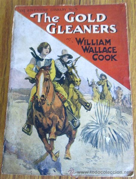 Libros antiguos: 6 libros colección -- The adventure library SERVICE COURAGEOUS por Don Cameron Shafer nº 172 – 1912 - Foto 6 - 50096109