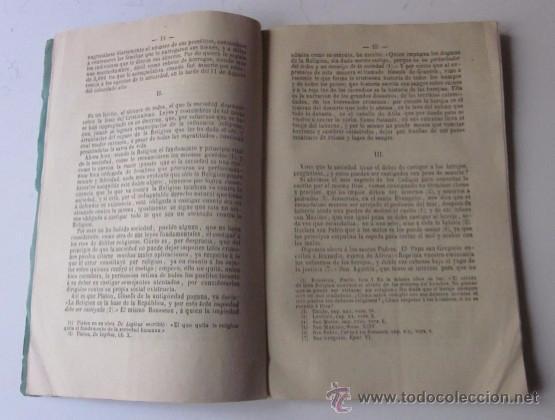 Libros antiguos: LA INQUISICION FOTOGRAFIADA - AÑO 1880 - Foto 3 - 50104779
