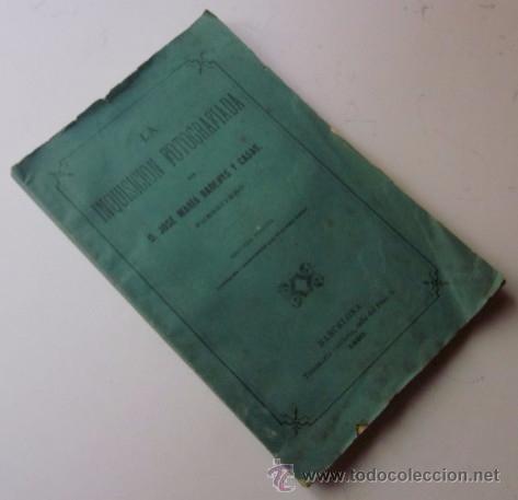 Libros antiguos: LA INQUISICION FOTOGRAFIADA - AÑO 1880 - Foto 5 - 50104779