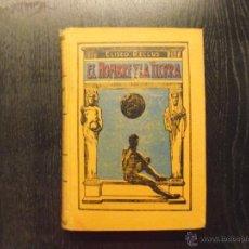 Libros antiguos: EL HOMBRE Y LA TIERRA, RECLÚS, ELISEO,1931. Lote 50116876