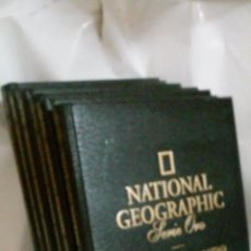 Libros antiguos: NATIONAL GEOGRAPHIC SERIE ORO 6 LIBROS . Lote 138756838