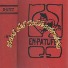 Libros antiguos: EN PATUFET, TOMO AÑO 1921 COMPLETO, ED. BAGUÑA, 1922. Lote 50136645