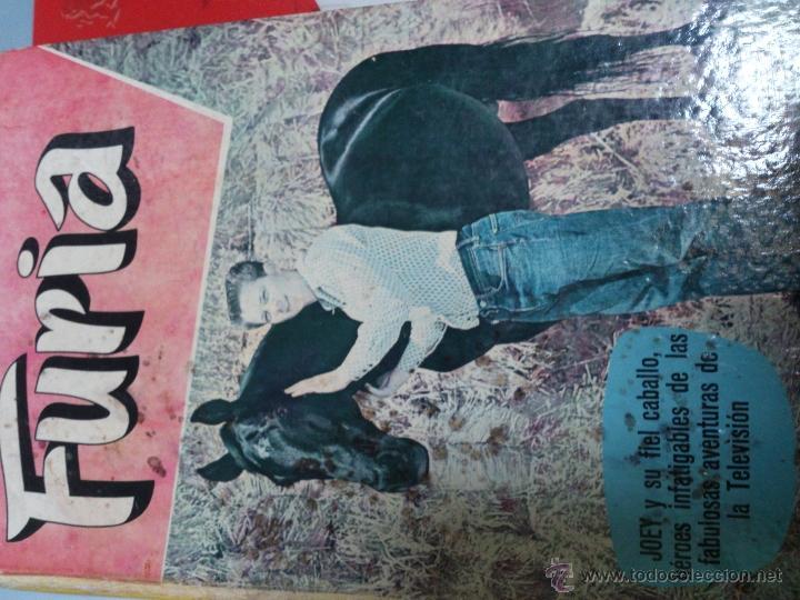 Libros antiguos: Libro Comic FURIA - Foto 2 - 50150896