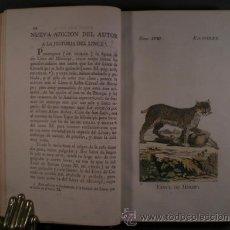 Libros antiguos: BUFFON.- HISTORIA NATURAL, GENERAL Y PARTICULAR. IBARRA 1785-1805 (1ª EDICION). 19 VOLS. (DE 21). Lote 44954893