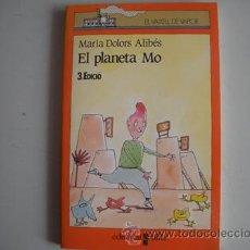 Libros antiguos: LIBRO INFANTIL DE - EL VAIXELL DE VAPOR - DE MARIA DOLORS ALIBES - EL PALNETA MO - 3ª EDICIO -. Lote 50179556