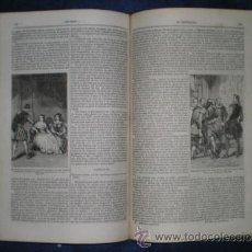 Libros antiguos: AVENTURAS DE GIL BLAS DE SANTILLANA. Lote 50190525